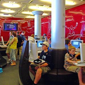 Интернет-кафе Сегежи