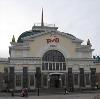 Железнодорожные вокзалы в Сегеже