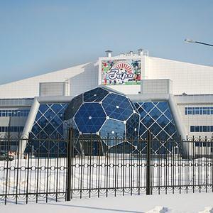Спортивные комплексы Сегежи