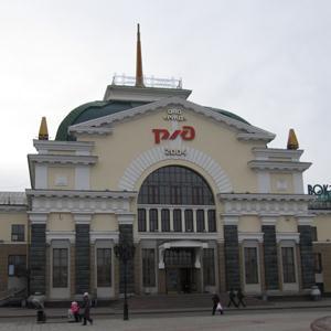 Железнодорожные вокзалы Сегежи